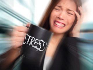stress causing gum disease